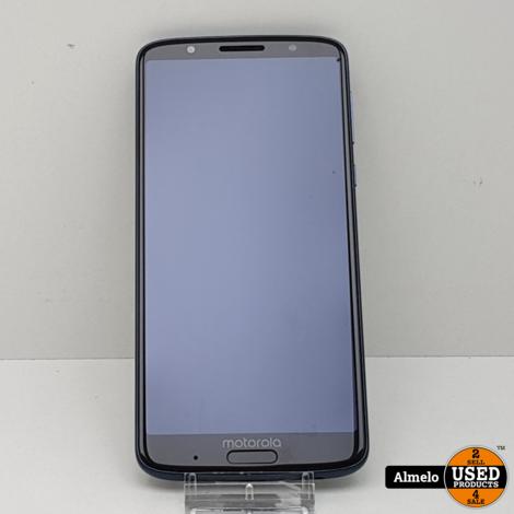 Motorola Moto G6 Plus 64GB Zwart