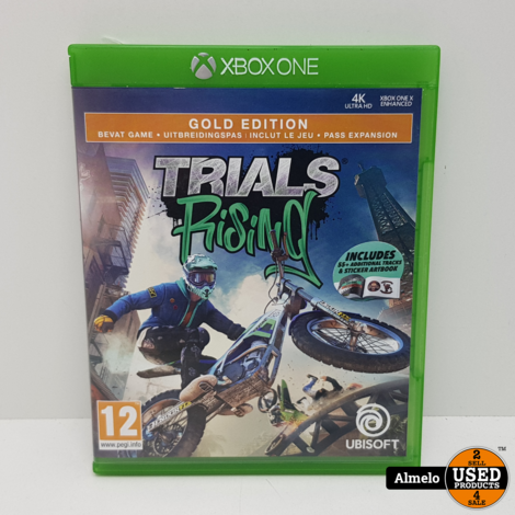 Xbox One Trails Rising