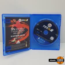 Sony Playstation 4 Sony Playstation 4 FIFA 18 Zonder Cover