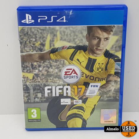 Sony Playstation 4 FIFA 17
