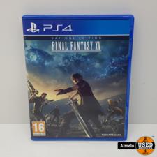 Sony Playstation 4 Sony Playstation 4 Final Fantasy XV - Day 1 Edition