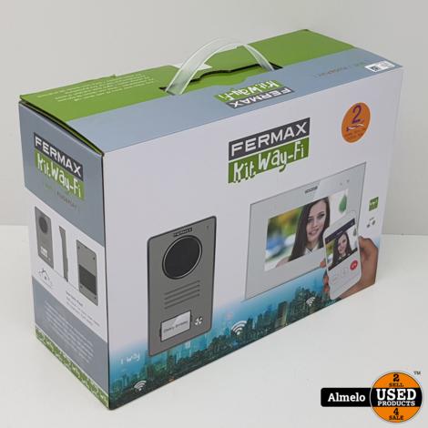 Fermax kit way-fi REF1431 Videodeurbel *Nieuw*
