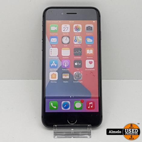 iPhone 8 64GB Space Gray batterij 89%