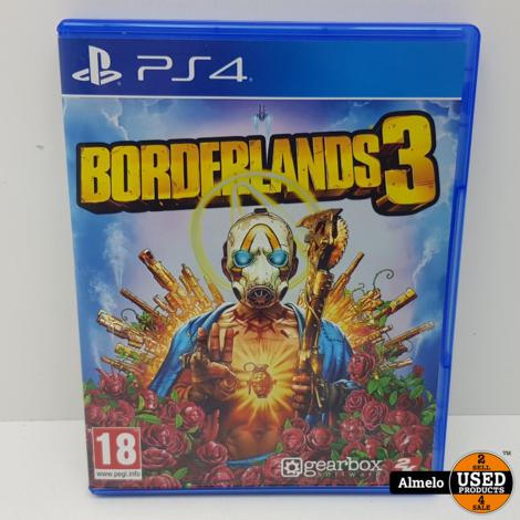 Sony Playstation 4 Borderlands 3