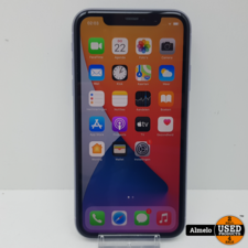 Apple iPhone Apple iPhone 11 - 64 GB Paars
