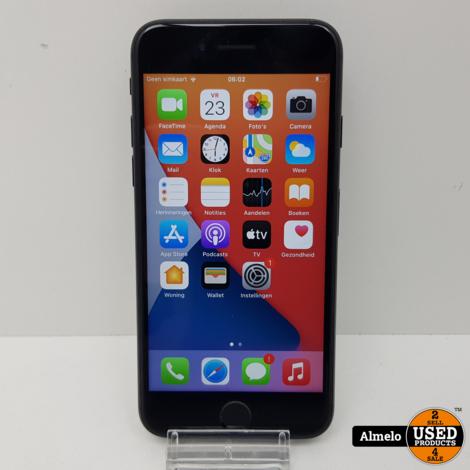 iPhone 7 32GB Black zeer nette staat compleet en in doos
