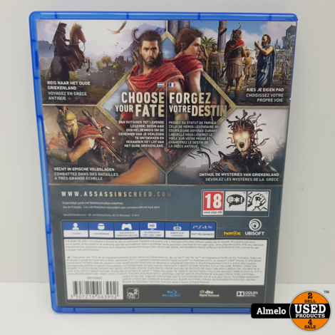 Sony PlayStation 4 Assassin's Creed Odyssey
