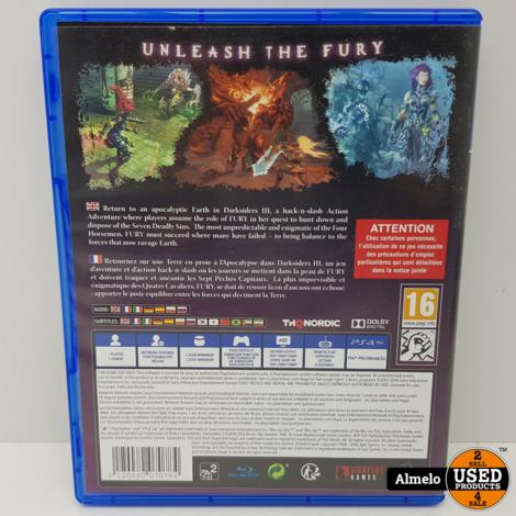 Sony PlayStation 4 Darksiders III