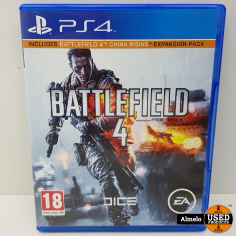 Sony PlayStation 4 Battlefield 4