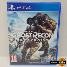 Sony Playstation 4 Sony PlayStation 4 Tom Clancy's Ghost Recon Breakpoint