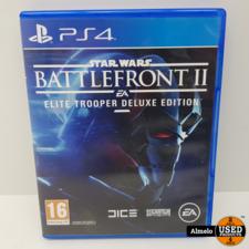 Sony Playstation 4 Sony PlayStation 4 Star Wars Battlefront II 2017 - Elite Trooper Deluxe Edition