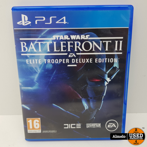 Sony PlayStation 4 Star Wars Battlefront II 2017 - Elite Trooper Deluxe Edition