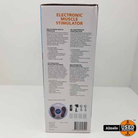 Elektronische Spierstimulator - Met 50 Behandel Programma's Nieuw geseald