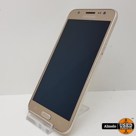 Samsung Galaxy j3 2016 Goud