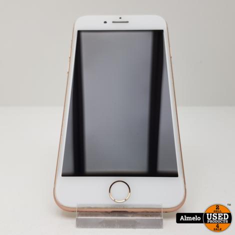 iPhone 8 64GB Gold | NETTE STAAT MET GARANTIE
