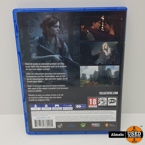Sony Playstation 4 The Last of Us part II