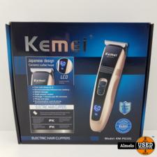 Kemei Kemei km-pg101- Tondeuse - Clipper *Nieuw*
