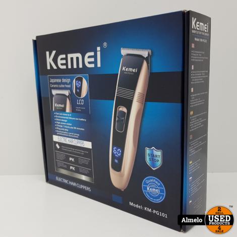 Kemei km-pg101- Tondeuse - Clipper *Nieuw*