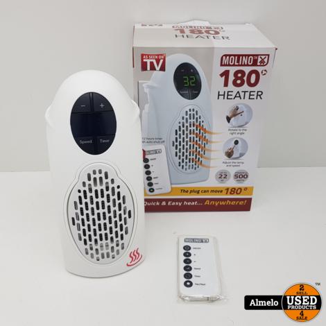 Molino 180 Graden Mini Heater