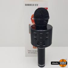KTV Handheld KTV Microfoon Speaker *Nieuw*