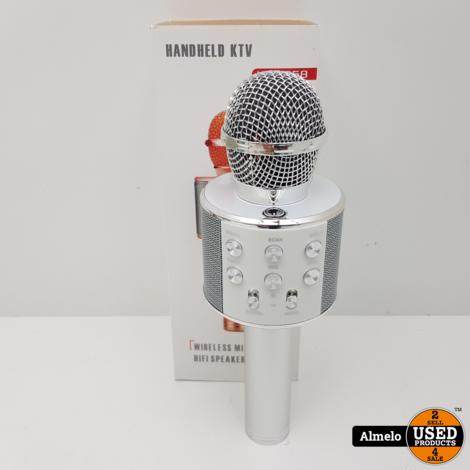 Handheld KTV Microfoon Speaker *Nieuw*