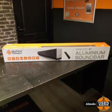 Dutch Originals Bluetooth Soundbar Speaker 30W | Dutch Originals Aluminium *Nieuw*