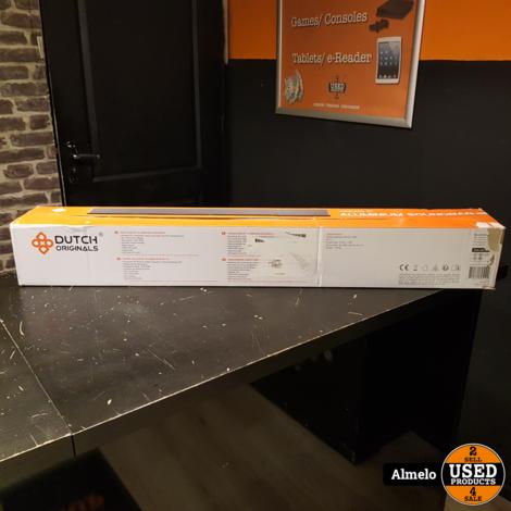 Bluetooth Soundbar Speaker 30W | Dutch Originals Aluminium *Nieuw*