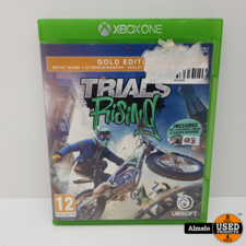 Microsoft Xbox One Xbox One Trials Rising Gold Edition