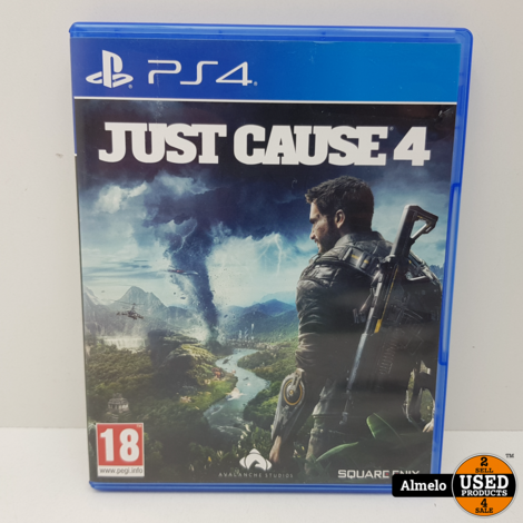 Sony PlayStation 4 Just Cause 4