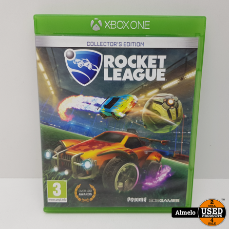 Xbox One Rocket League Collector's Edition