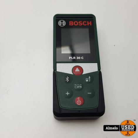 Bosch afstandsmeter PLR 30 C
