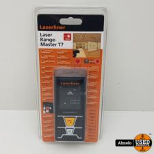 Laserliner Laserafstandsmeter T7 *Nieuw geseald* Laserliner Laserafstandsmeter T7 *Nieuw geseald*