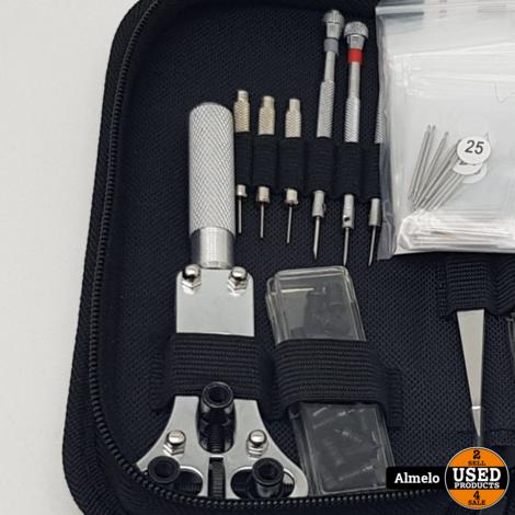 144-delige Precisie Reparatie Set / Toolkit voor Horloge Reparatie *Nieuw*
