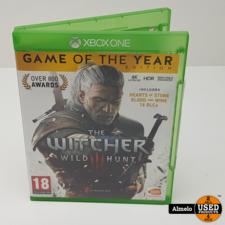 Microsoft Xbox One Xbox One The Witcher 3: Wild Hunt GOTY