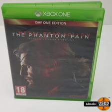 Microsoft Xbox One Xbox One Metal Gear Solid V The Phantom Pain