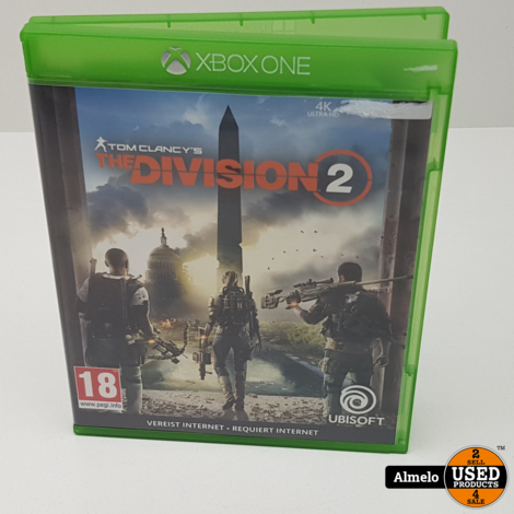 Xbox One Tom Clancy The Division 2