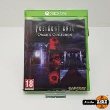 Microsoft Xbox One Xbox One Resident Evil Origins
