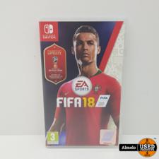 Nintendo Switch game Nintendo Switch FIFA 18