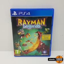 Sony Playstation 4 Sony Playstation 4 Rayman Legends