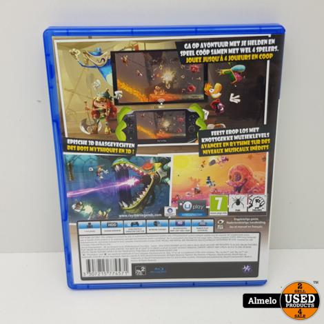 Sony Playstation 4 Rayman Legends