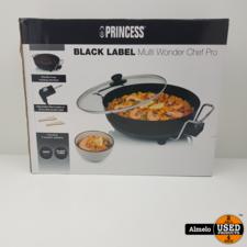 Princess Princess Multi Wonder Chef Pro Hapjespan - 35 cm *Nieuw*