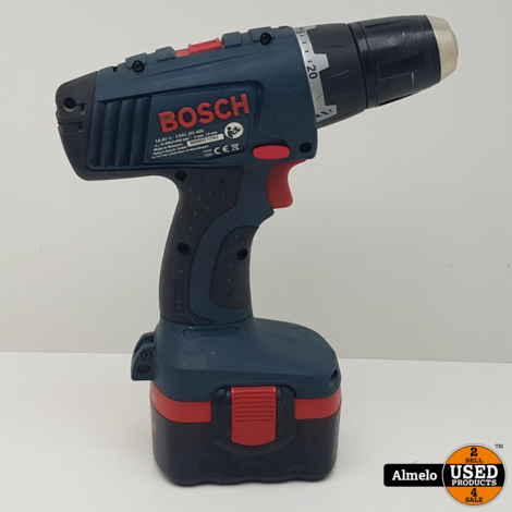 Bosch Professional Accuboor GSR 14.4V 2.0Ah