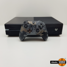 Microsoft Xbox One Xbox One 500GB met Camo Controller