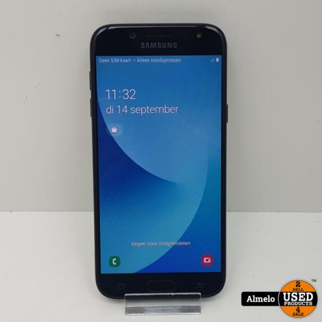Samsung Galaxy J5 2017 16GB Zwart