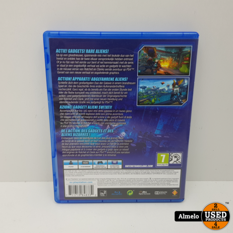 Sony Playstation 4 Ratchet and Clank