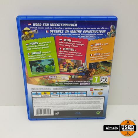 Sony Playstation 4 LEGO Worlds
