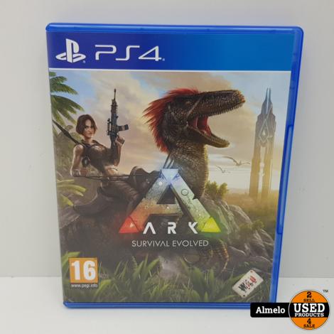 Sony Playstation 4 Ark Survival Evolved