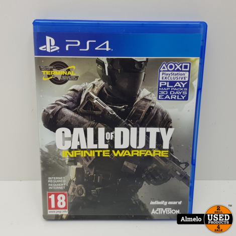 Sony Playstation 4 Call of Duty Infinite Warfare
