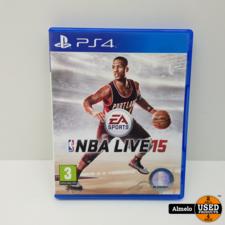 Sony Playstation 4 Sony Playstation 4 NBA Live 15