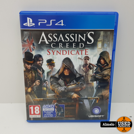 Sony Playstation 4 Assassins Creed Syndicate